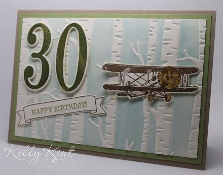 Happy 30th little bro 30th birthday cards 30 birthday and number 30th birthday card large number framelits number of years stamp set sky is the bookmarktalkfo Images