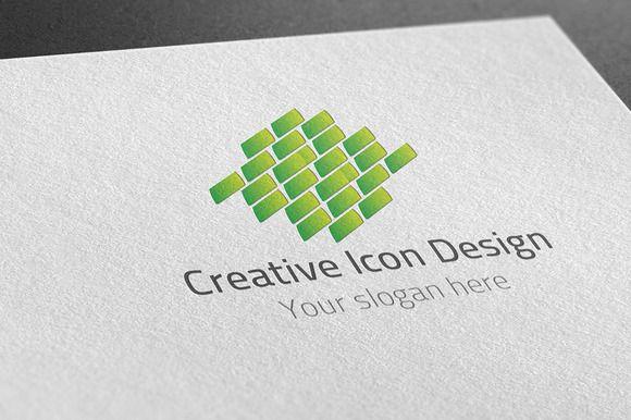 I just released Creative Icon Design Logo on Creative Market.
