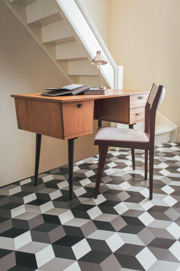 Sol en PVC : le confort dans toute la maison | For the Home | Vinyl ...