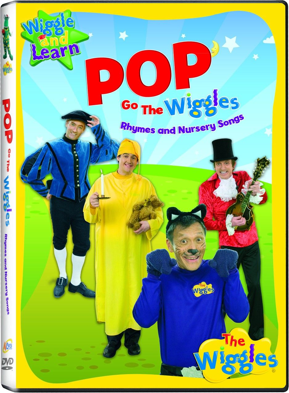 the wiggles pop go the wiggles dvd dvds u0026 cds our sons