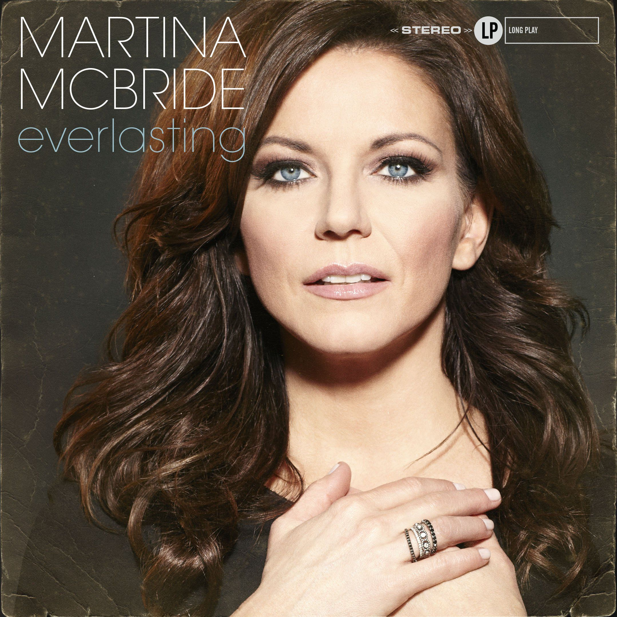 """Martina McBride - Everlasting. I noticed """"Shine"""" is one of my top listened albums in the 2010s, although I completely forgot that. May check some new stuff from Martina."""