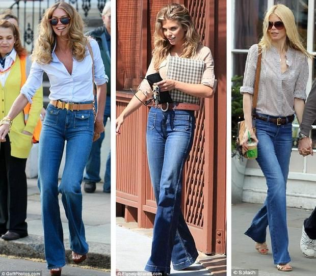 How To Wear High Waisted Jeans | Fashion | Pinterest | Wear ...