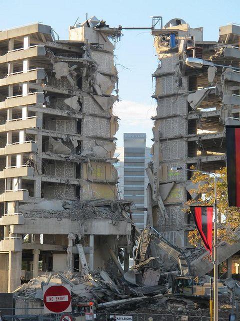 New Zealand Earthquake 2019 Crowne Plaza in 2019 | Earthquakes | Christchurch new zealand, New