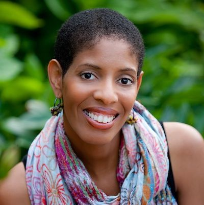 Playwright Lydia R. Diamond. She is most known for her stage adaptation of the Toni Morrison classic, The Bluest Eye.