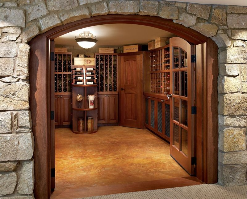 Luxury wine cellar design wine cellar pinterest wine Home wine cellar design