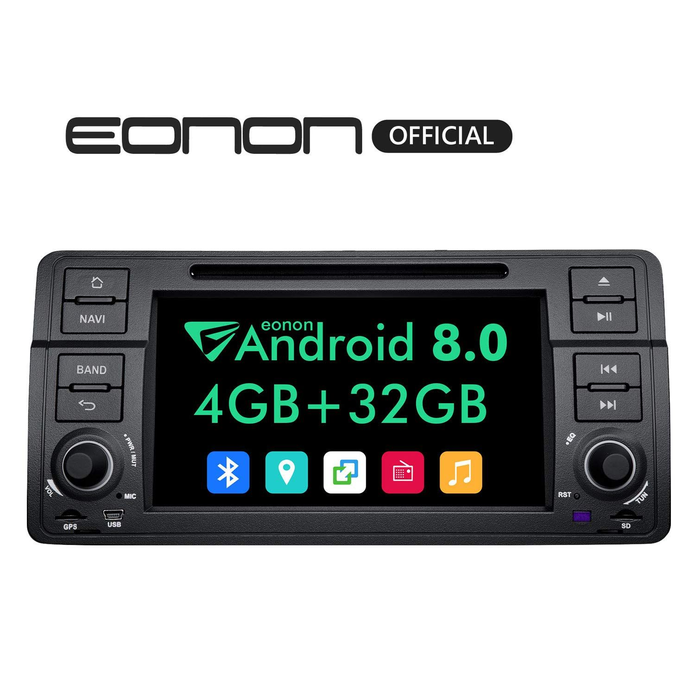 2019 in Dash Car Stereo Radio Eonon Android 8 0 Car Stereo