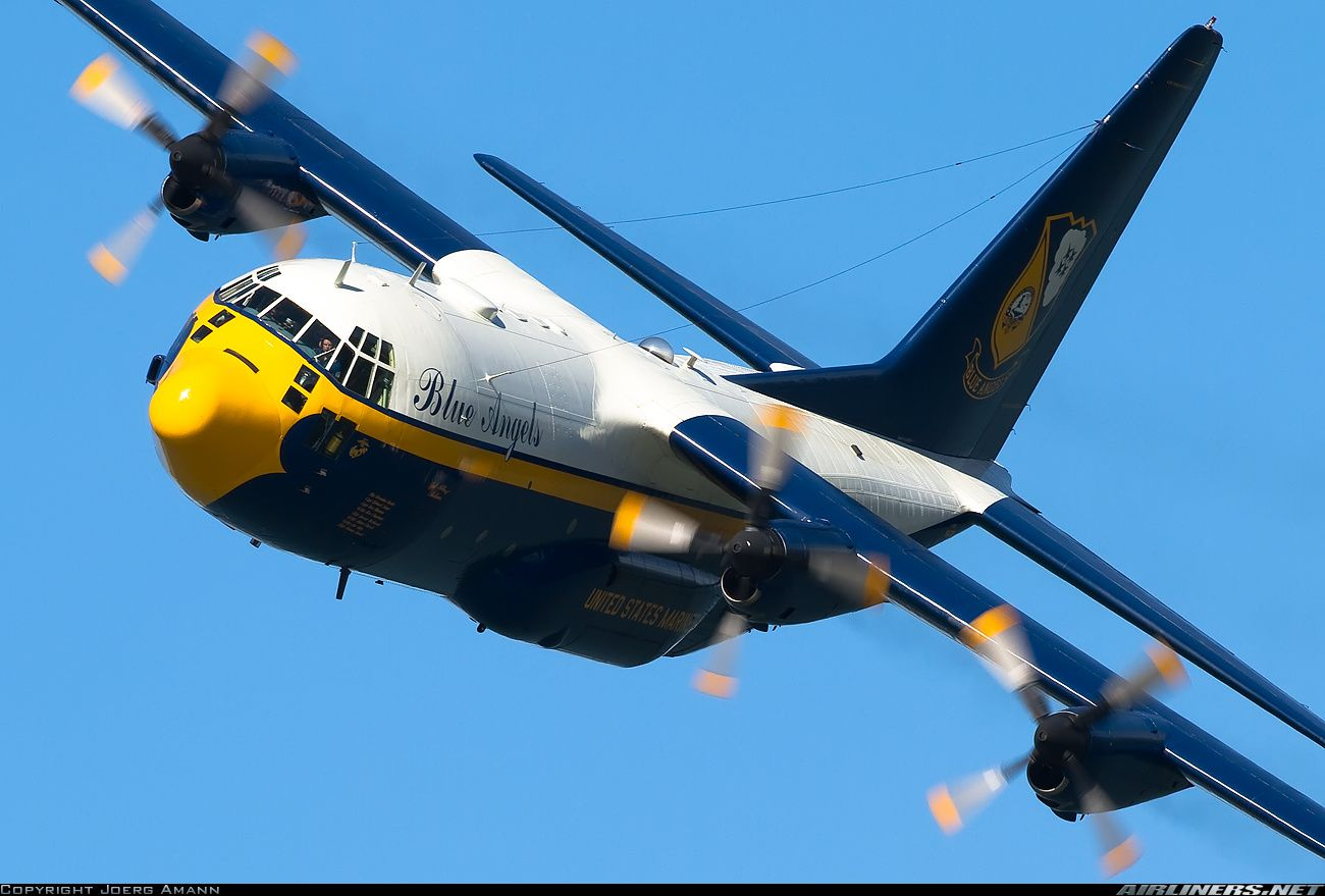 Go to an airshow!! See the Blue Angels...CHECK!! GO DO IT