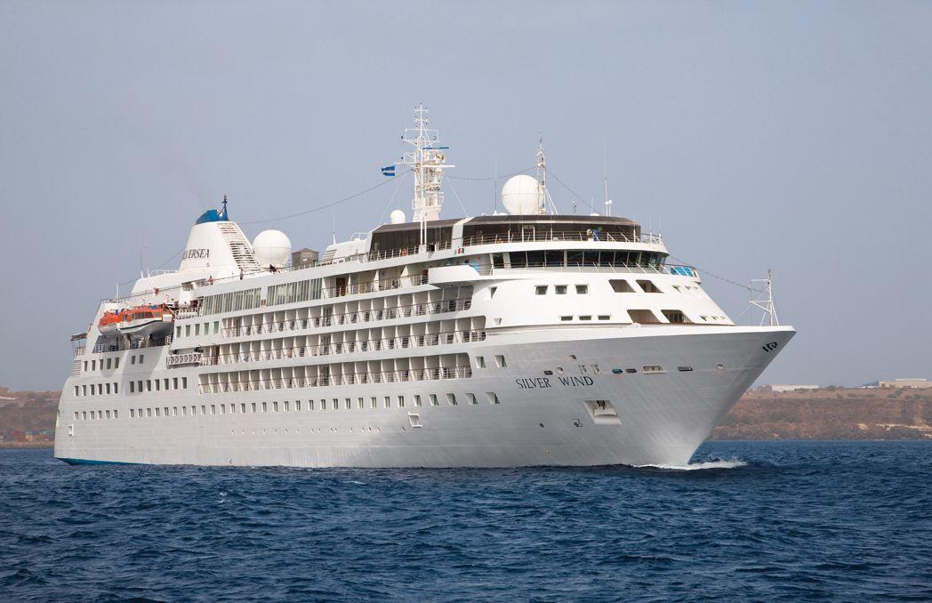 Silver Wind Luxury Cruise Ship Silversea Cruises Silversea Cruises Silversea Luxury Cruise Ship