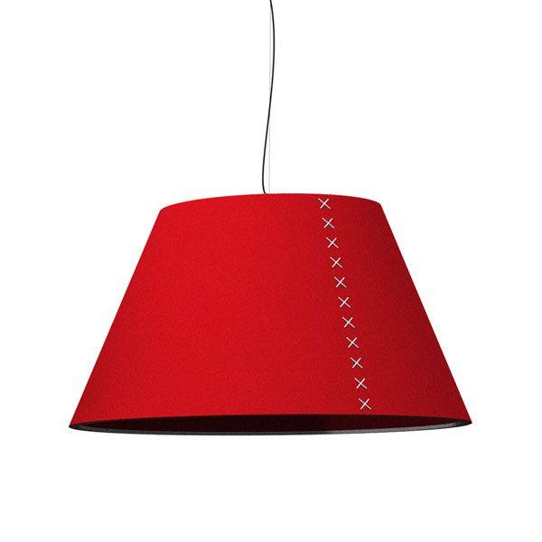 Buzzishade Acoustic Lamp Akustisk Lampe Large Pendant Lighting