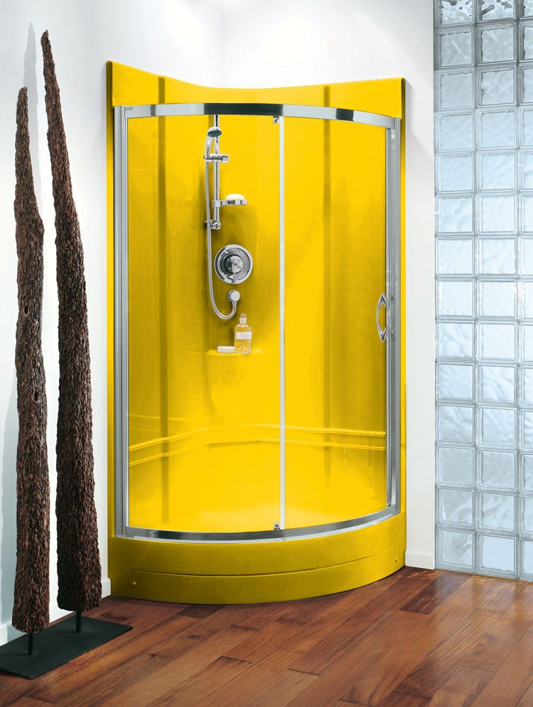 Create A Rainbow With Coram Showerpods New Colour Palettes Cose