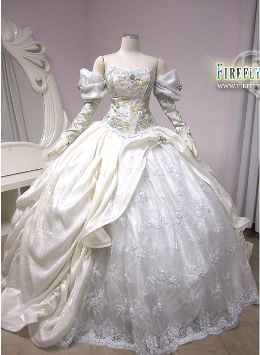 labyrinth ball gown!! I want this more than anything to get married ...