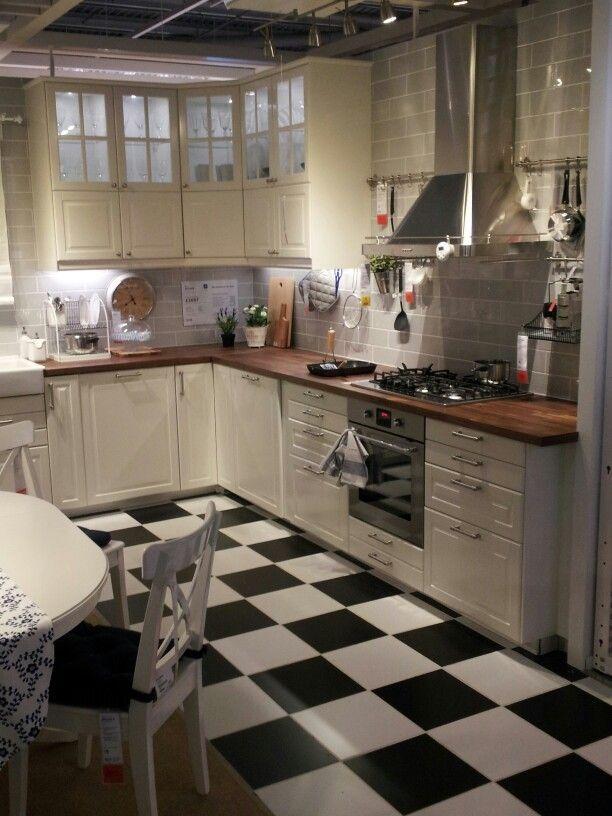 Ikea kitchen  kitchen Pinterest Kitchens, Cape cod cottage