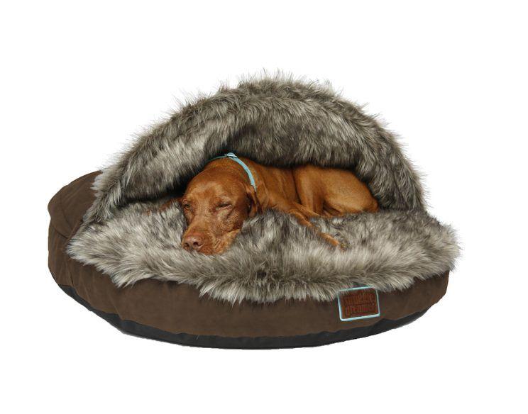 Captainfluffy Snuggle Dreamer Hundehohlen Hundekissen Hundebetten Hunde Kissen Hundehohle Hunde Bett