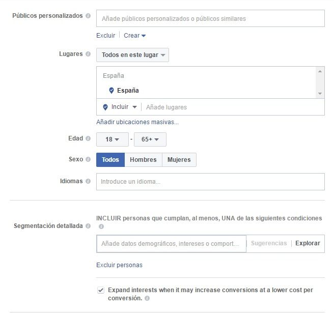 como hacer un anuncio en facebook