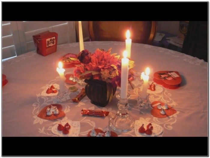 Candle Light Dinner Ideas For Two Romantic Dinner For 2