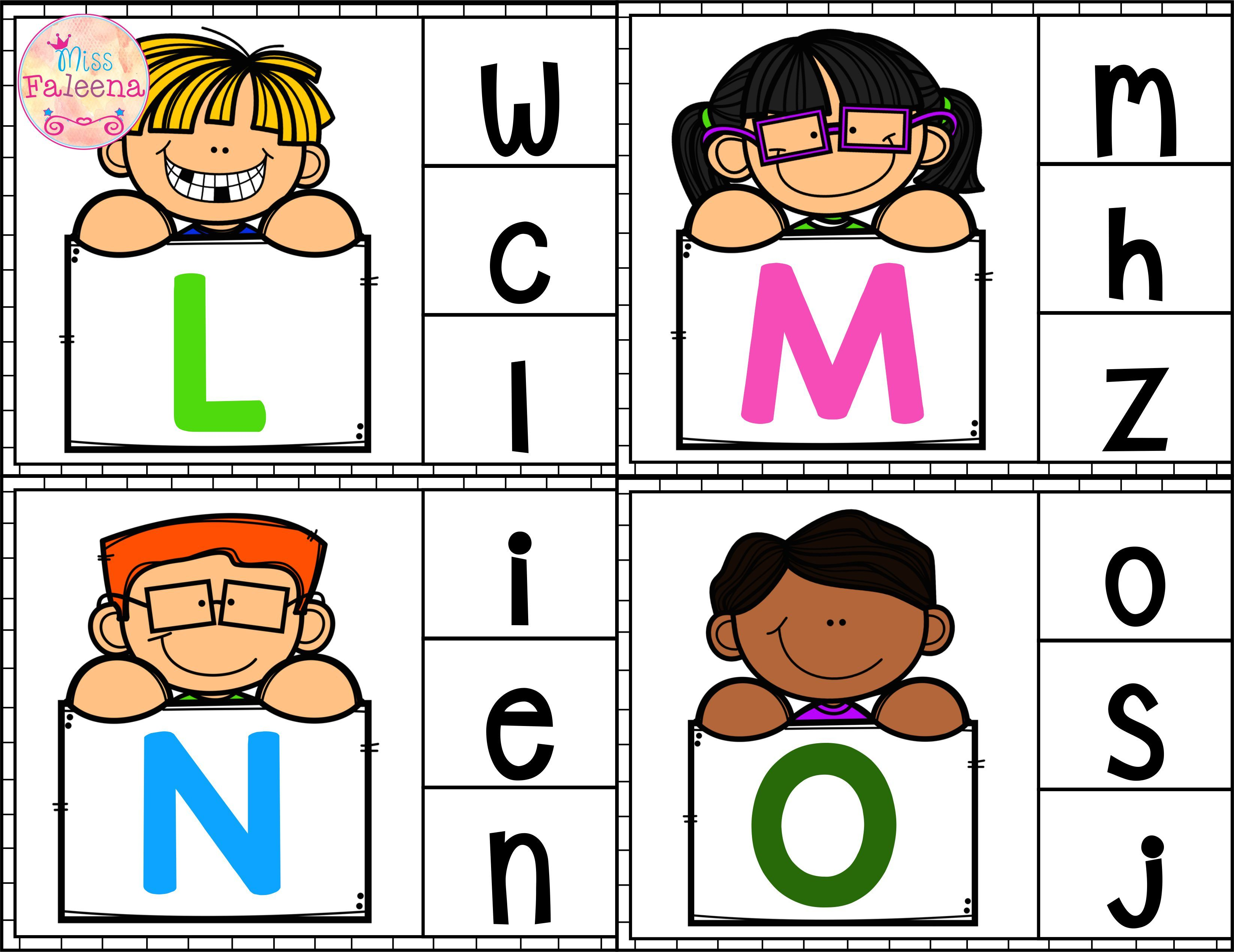 Free Alphabet Letter And Sound Chart For Students Kindergarten