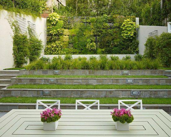 jardin en pente 33 ides damnagement vgtal - Jardin En Pente Amenagement