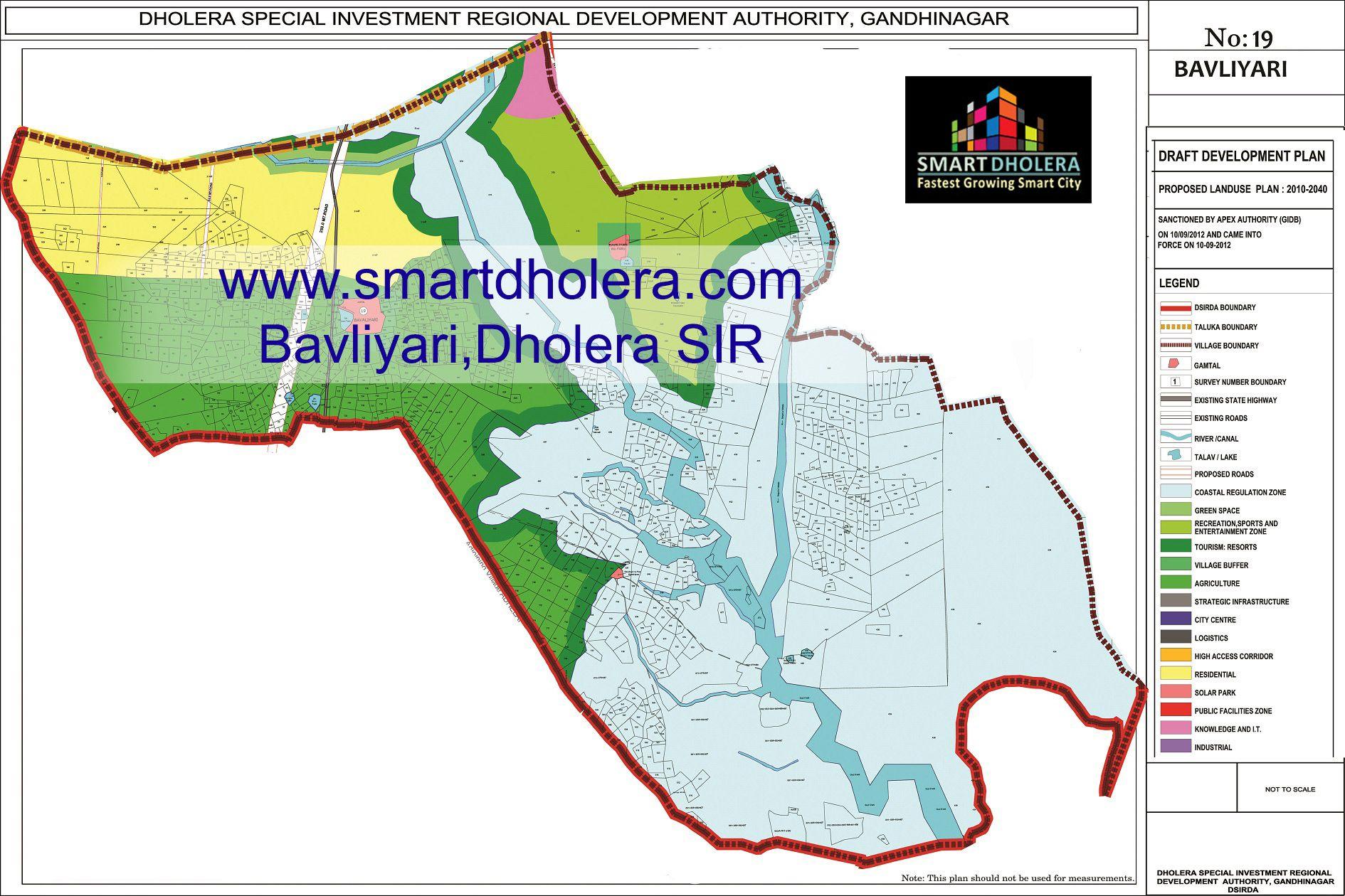 Map of bavliyari dholera sir dholera blog pinterest smart city dholera smart city gujarat future of india gumiabroncs Gallery