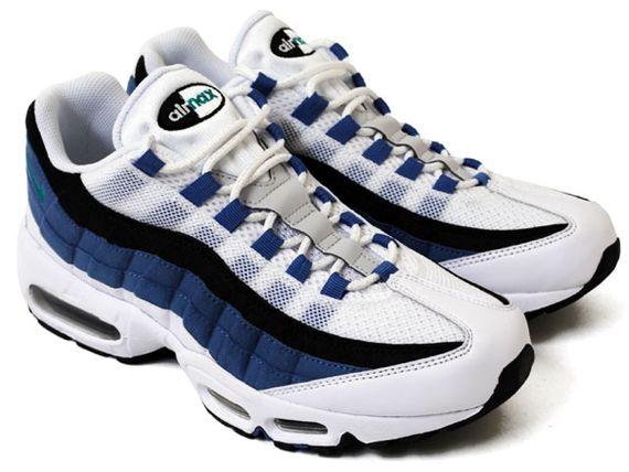 Nike Air Max 95 (WhiteBlueSlate)