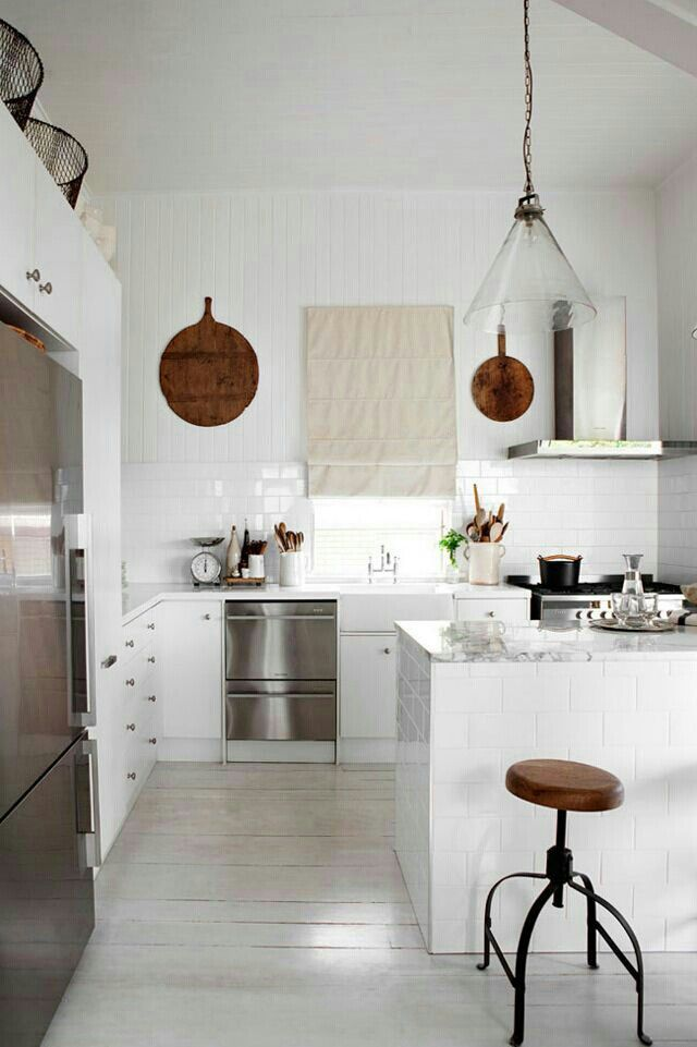 Cucina total white | Kitchen | Pinterest | Cucina