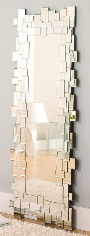 Mirror mosaic by wanda