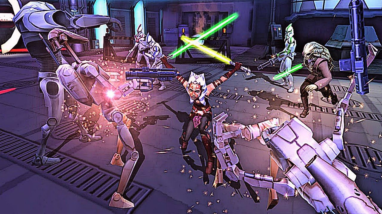 Star Wars™ Galaxy of Heroes - Free Mobile Game - EA ...