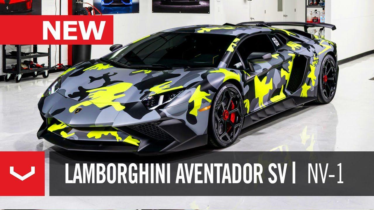 Sick Novitec Aventador Sv On Vossen Forged Nv1 Lamborghini Lamborghini Aventador Vossen