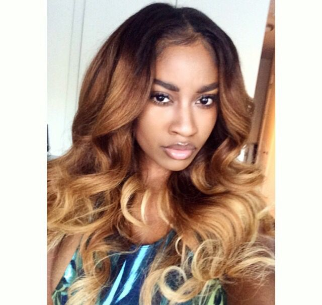 Ombre Remy Hair T1b427 Body Wave Pinterest Ombre Hair