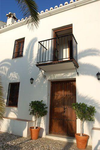 Resultado de imagen de fachada casa andaluza Corazon Pinterest