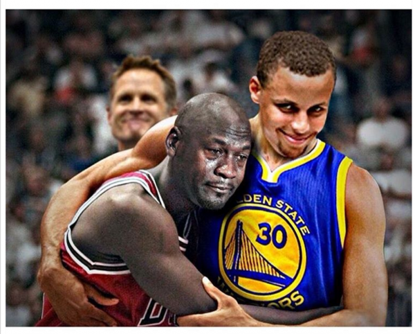 The Crying Jordan Meme Has Gone Next Level Check Out These Insane Kicks Jordan Meme Kicks Funny News