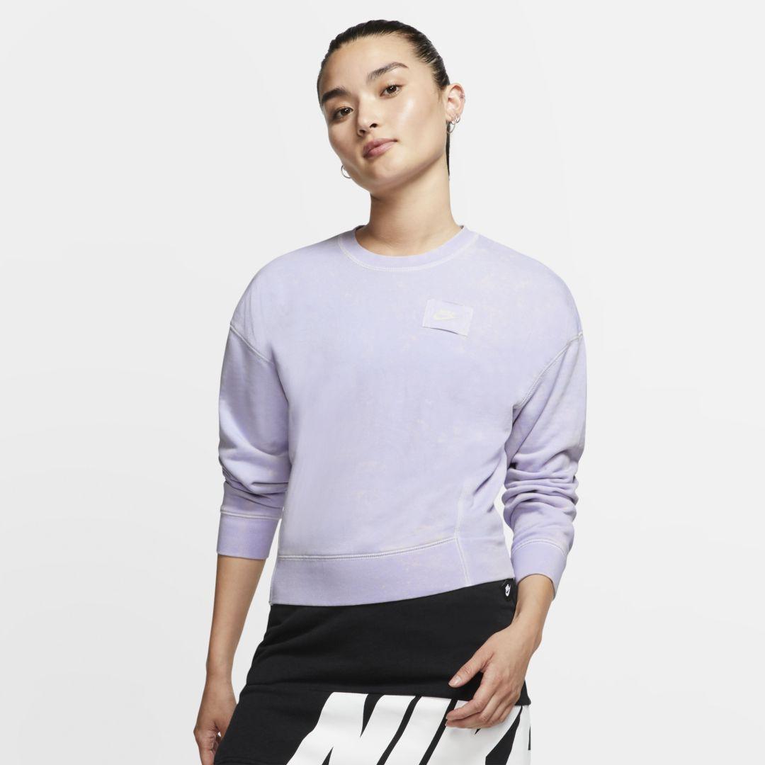 Nike Sportswear Women S French Terry Crew Nike Cloth Nike Sportswear Women Nike Sportswear Nike Pro Women [ 1080 x 1080 Pixel ]
