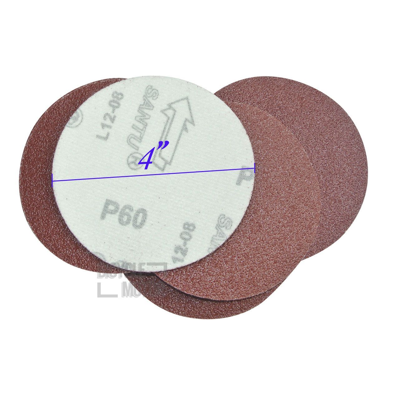 10 Pcs 4 60 Grit Sand Disc Paper Random Orbit Hook Loop Sander Sanding Best Random Orbital Sander Woodworking Inspiration Laser Engraving Machine