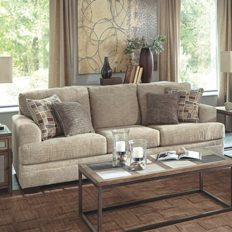 Best Benchcraft Barrish Sofa 4850138 Products Sofa Home Decor Furniture 400 x 300