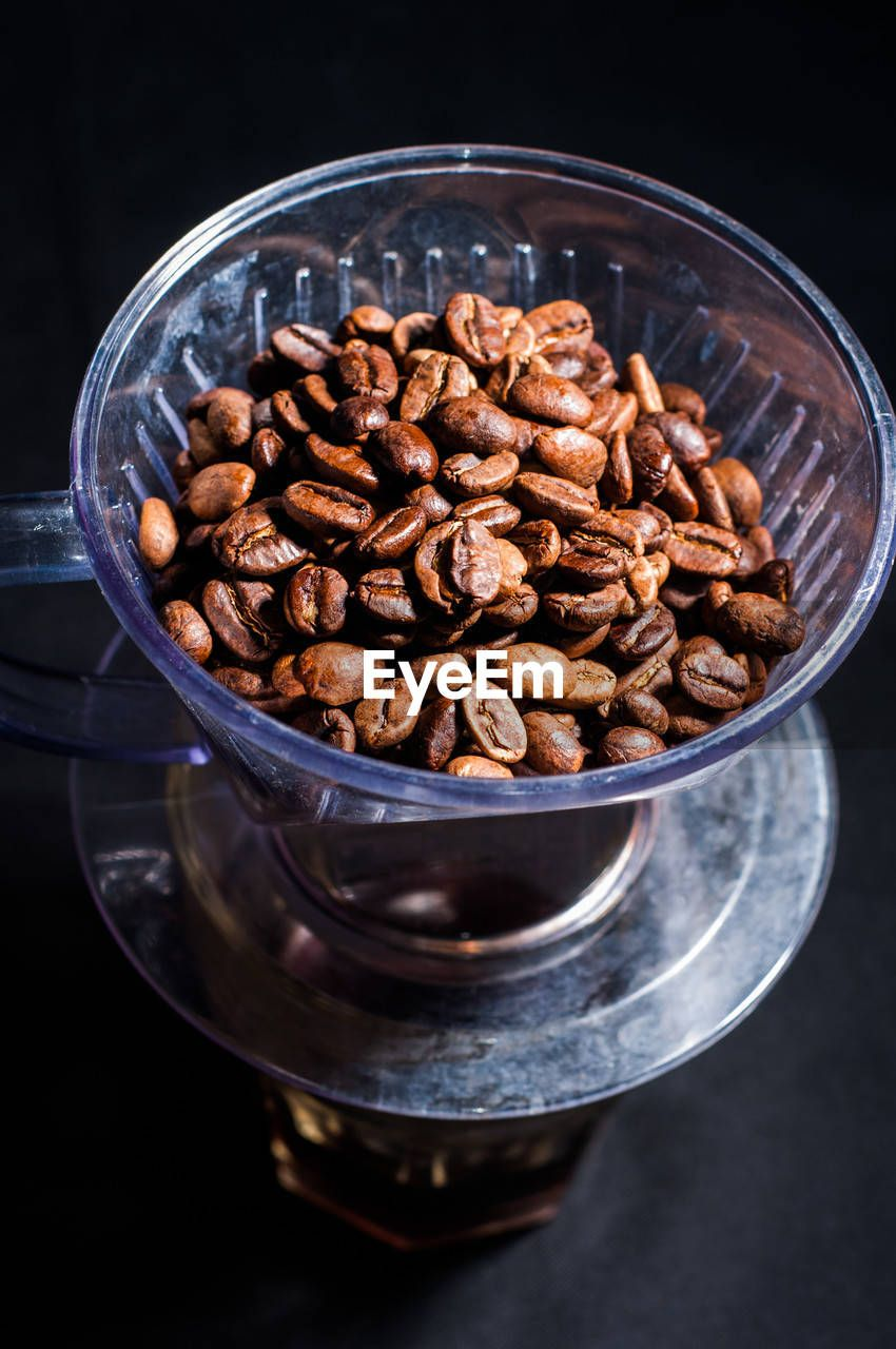 Food And Drink Still Life Freshness Food Indoors Container Coffee Coffee Drink Close Up Large Group In 2020 Roasted Coffee Beans Food And Drink Coffee Beans