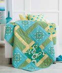 To the Manor Grown Quilt Kit