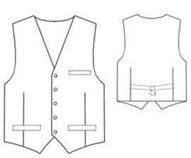 patron couture veste homme gratuit