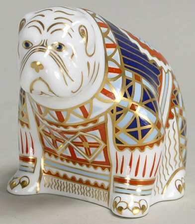 Royal Crown Derby Imari Paperweight Collection at Replacements, Ltd