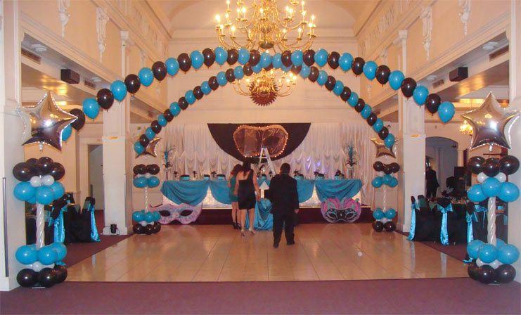Masquerade Centerpieces Masquerade Hall Decorations