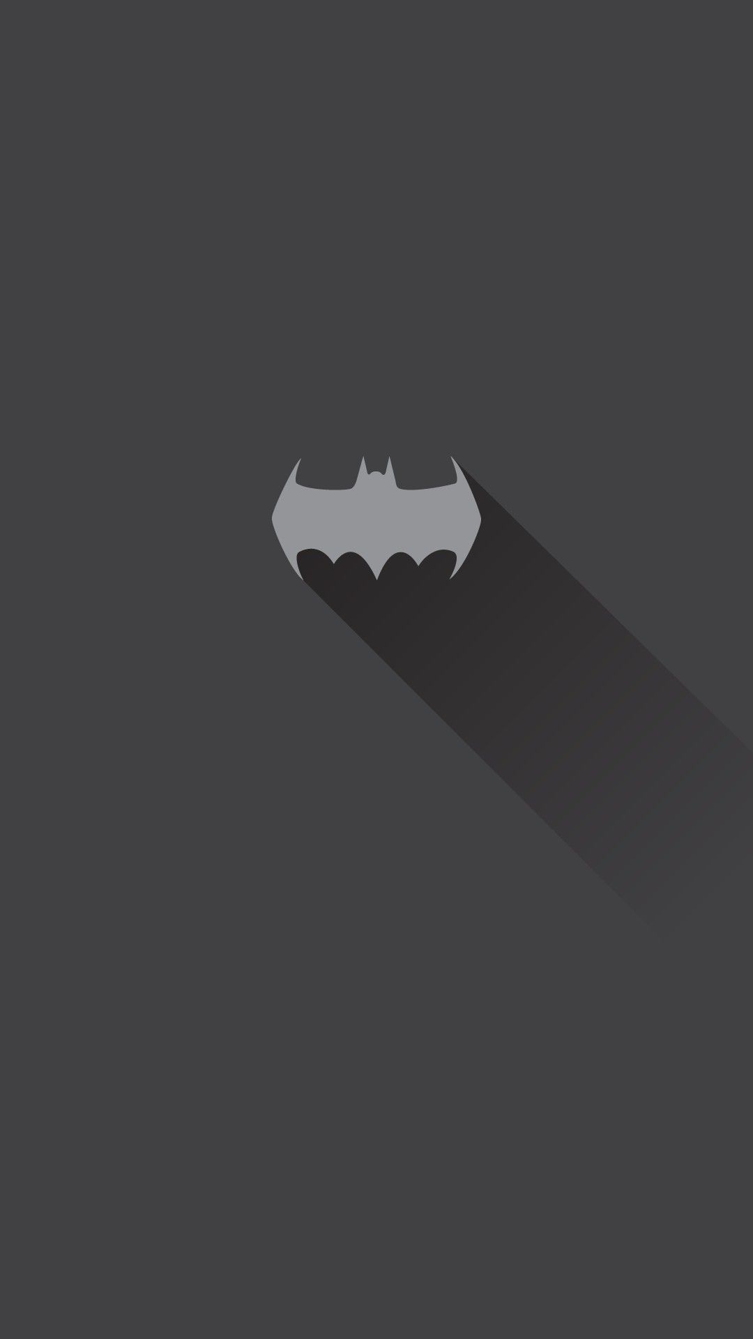 Batman Minimalist Wallpaper Mobile Moto G Plus