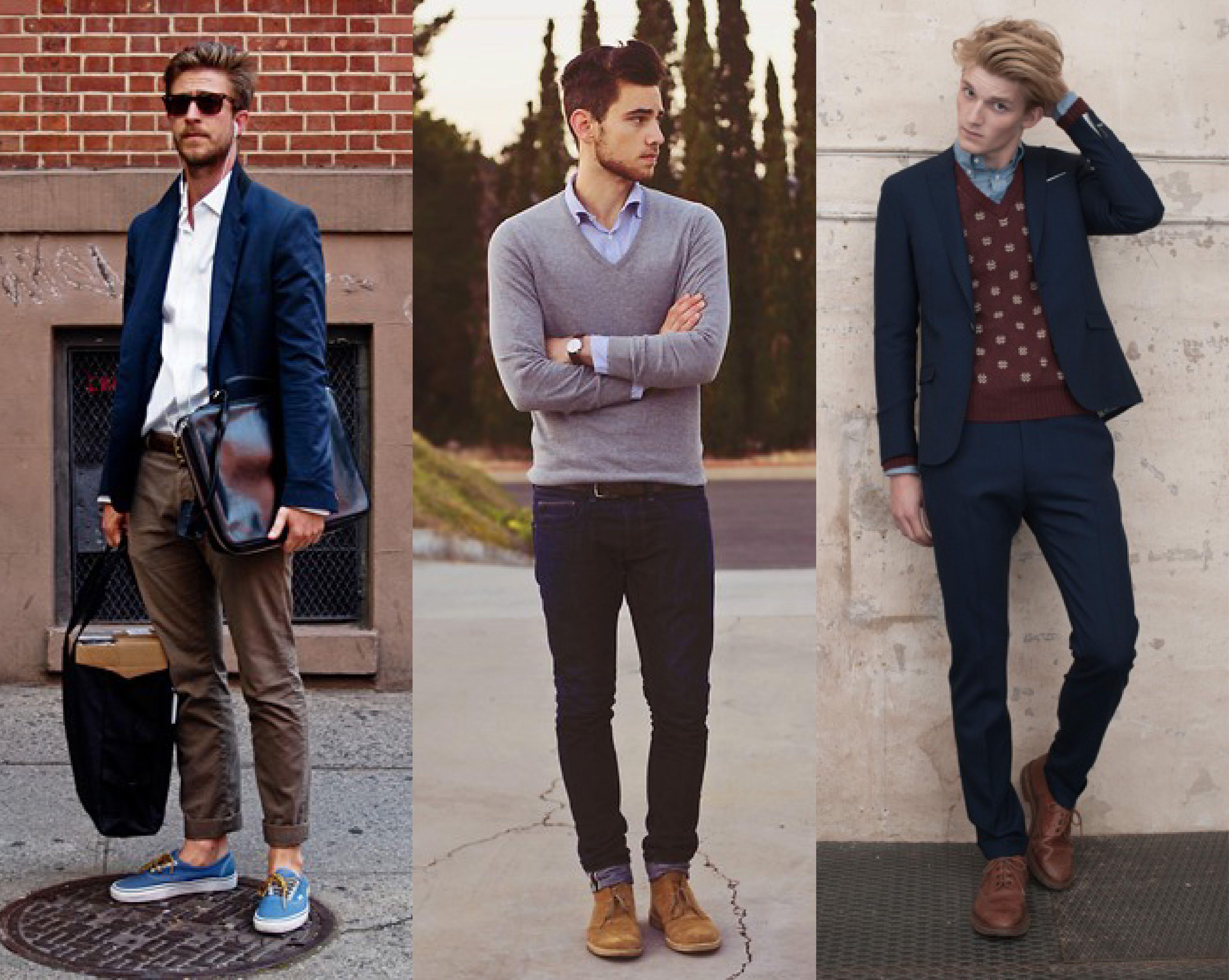 Preppy Fashion Men
