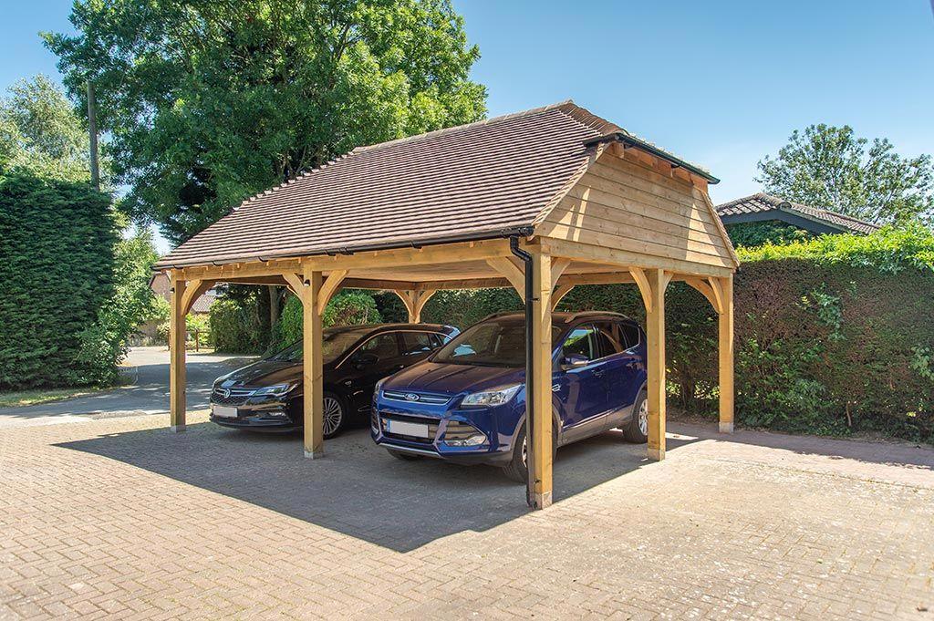66 Beautiful Free Standing Timber Carports Uk