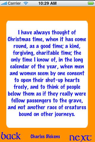 Christmas Carol Meaning.Charles Dickens Things I Love A Christmas Carol Quotes