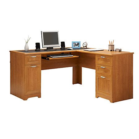 realspace magellan collection l shaped desk 30 h x 58 3