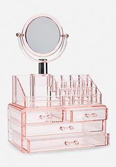 Deluxe Cosmetics Organize Makeup organization, Makeup