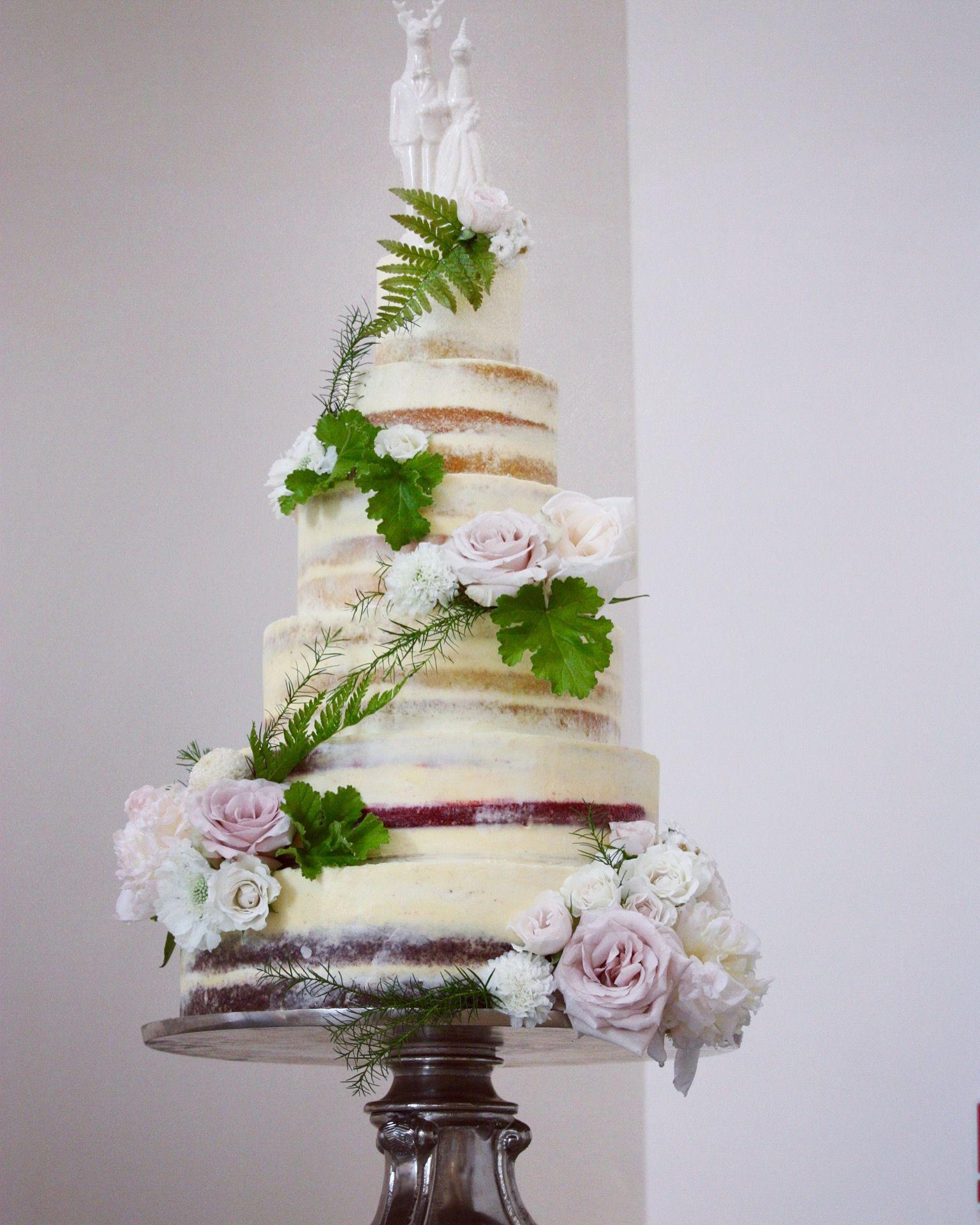 Awesome Woodland Wedding Cakes Images - The Wedding Ideas ...
