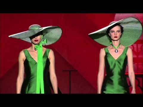 7492a2fa1e3c Pronovias Fashion Show 2017 Official Video - YouTube   Dress ...