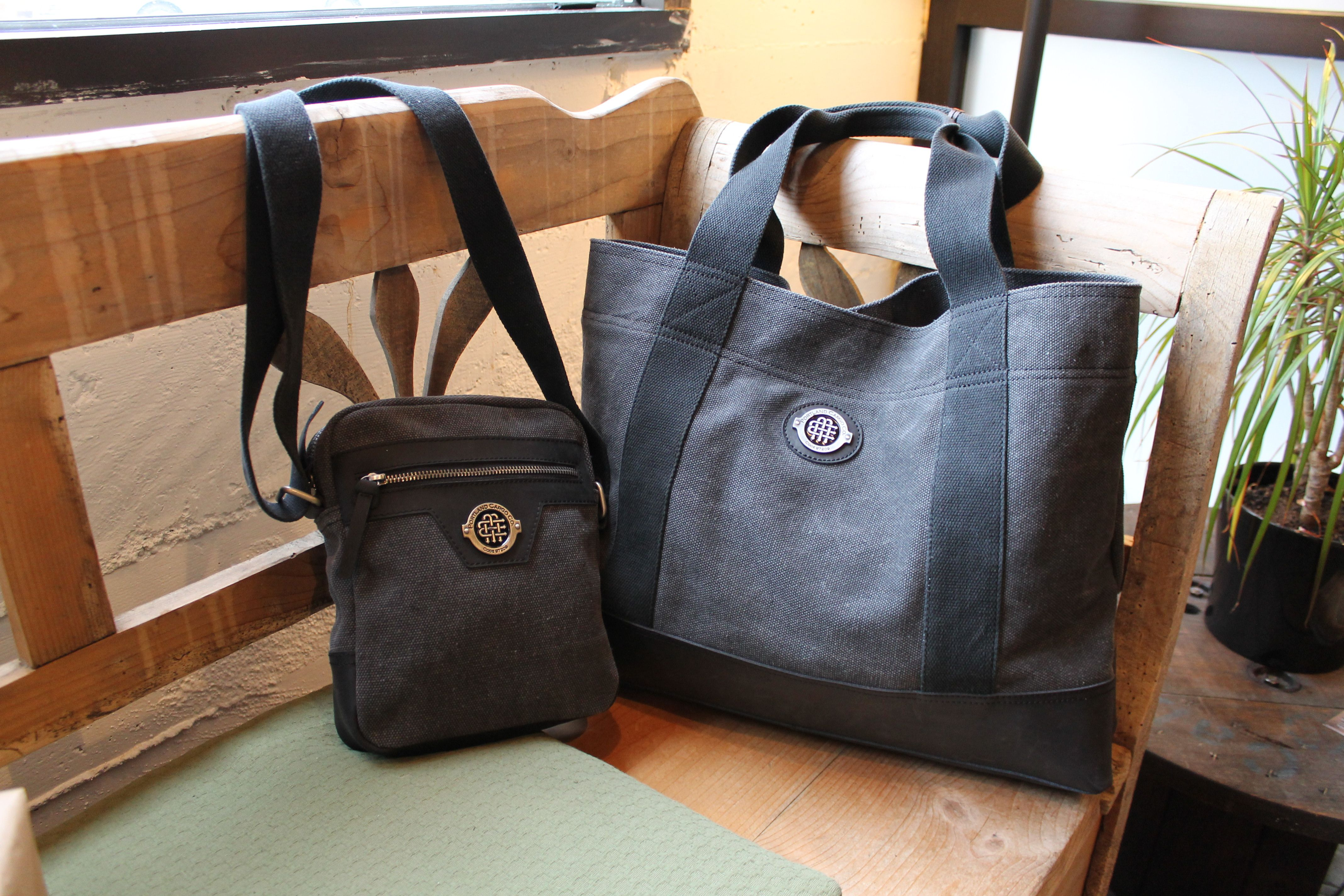 Portland Cargo Hoyt Hipster and Thurman Tote