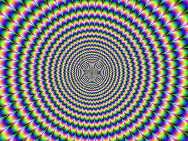 40 Optical Illusion Designs To Make You Dizzy Optical Illusions Geometric Wallpaper Hd Optical Illusion Images