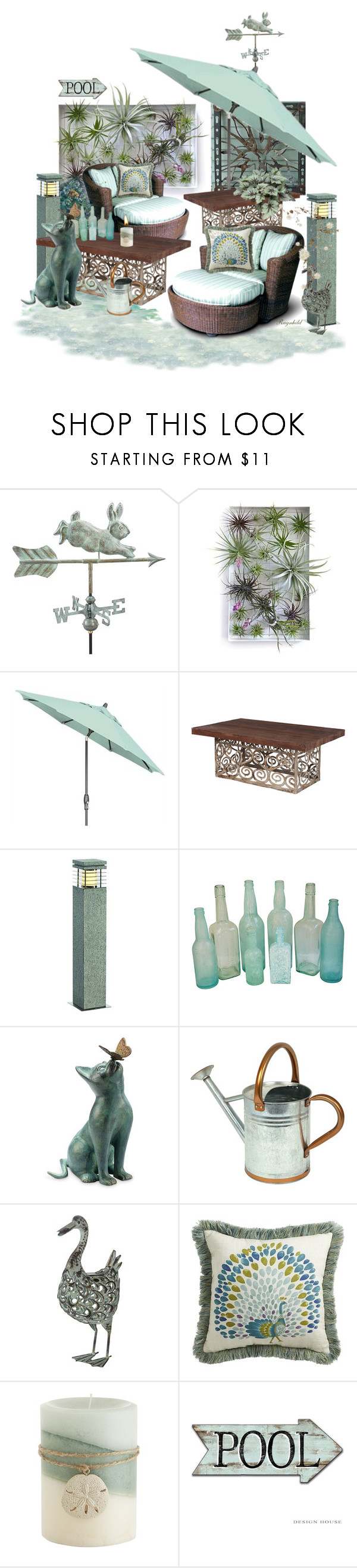 Outdoors by ragnh-mjos on Polyvore featuring interior, interiors ...