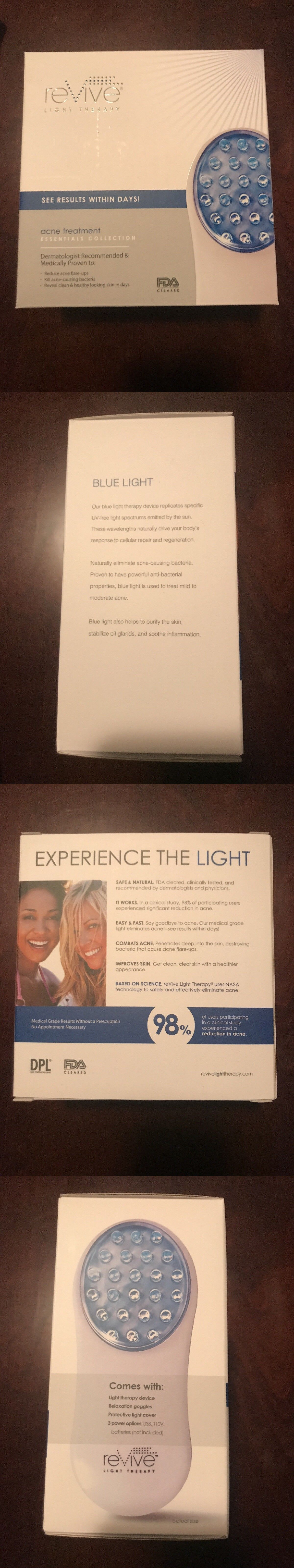 REVIVE Light Therapy Essentials Acne Treatment NEW  Light Therapy